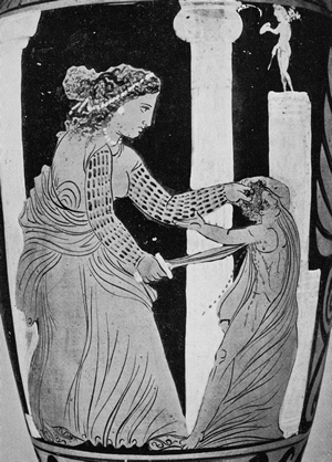 Medea-Vase